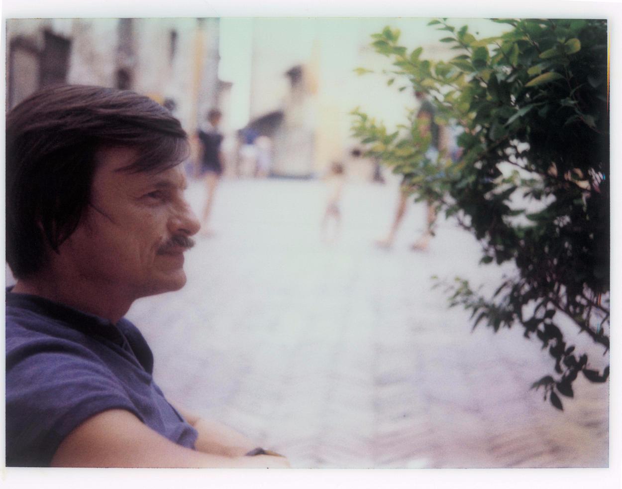 Polaroid by Andrei Tarkovsky Lot 4 - Polaroid 1