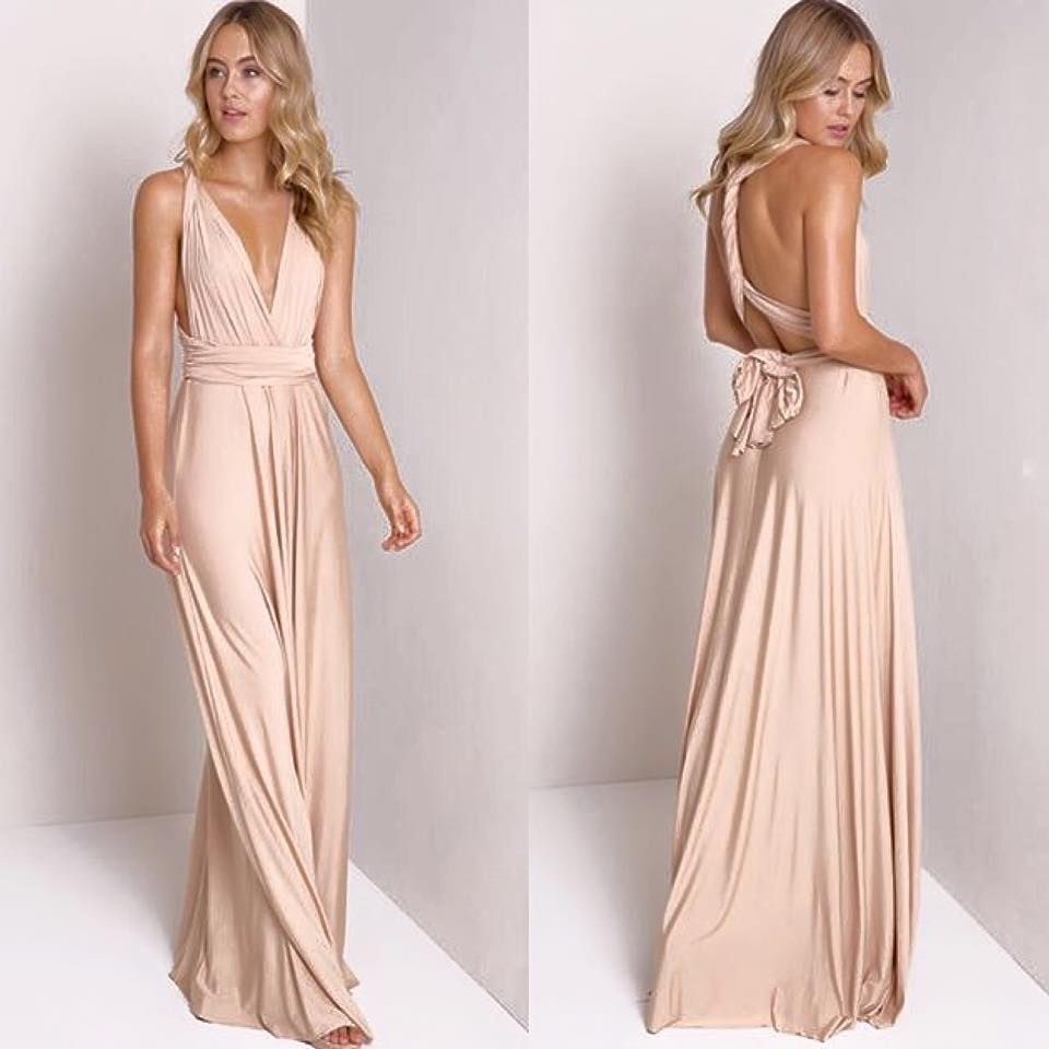 25 Best Ideas About Champagne Colored Wedding Dresses On: The Perfect Bridesmaids Dress?! This Rich Champagne Color