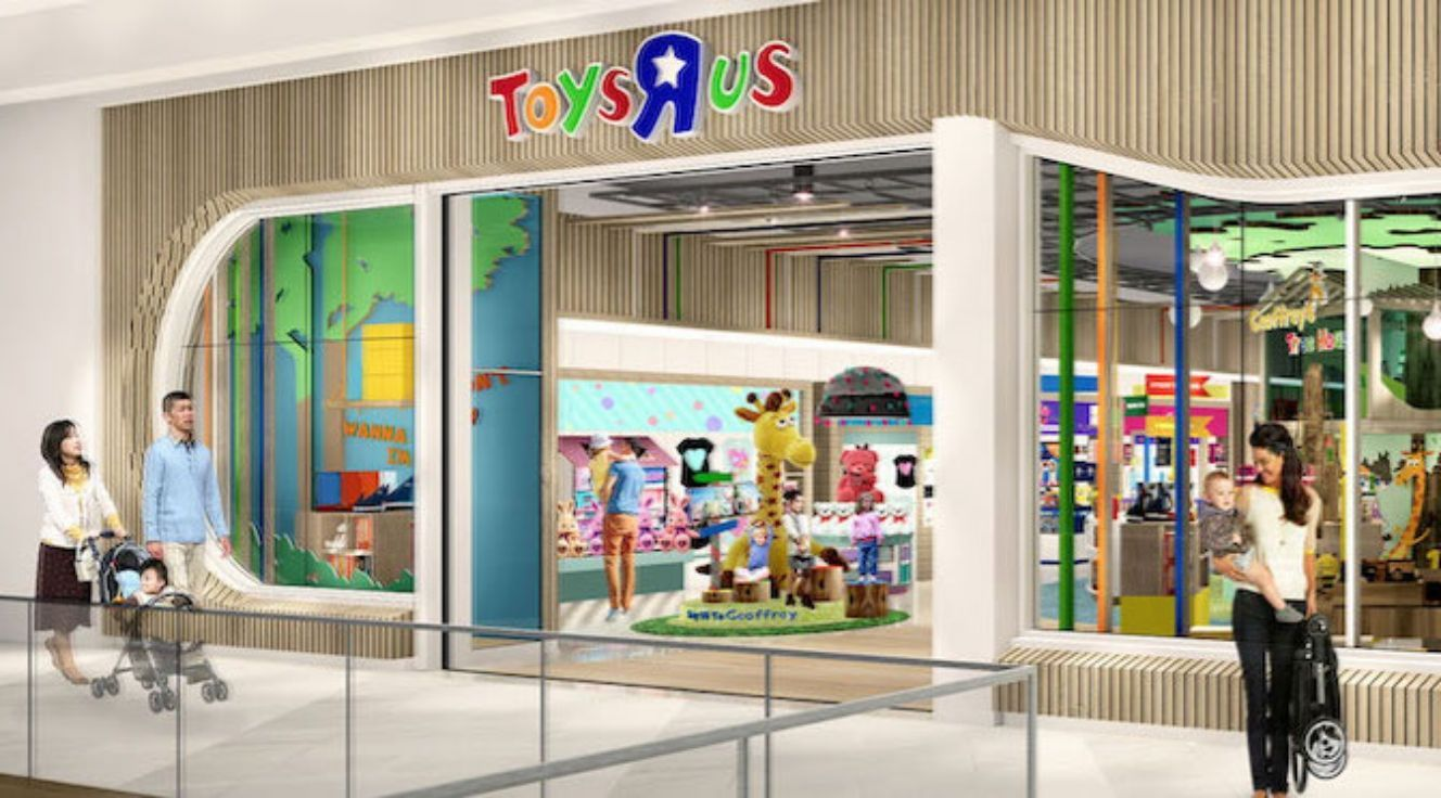 "Tru Kids Brands to Bring Back Toys ""R"" Us to Paramus, NJ"
