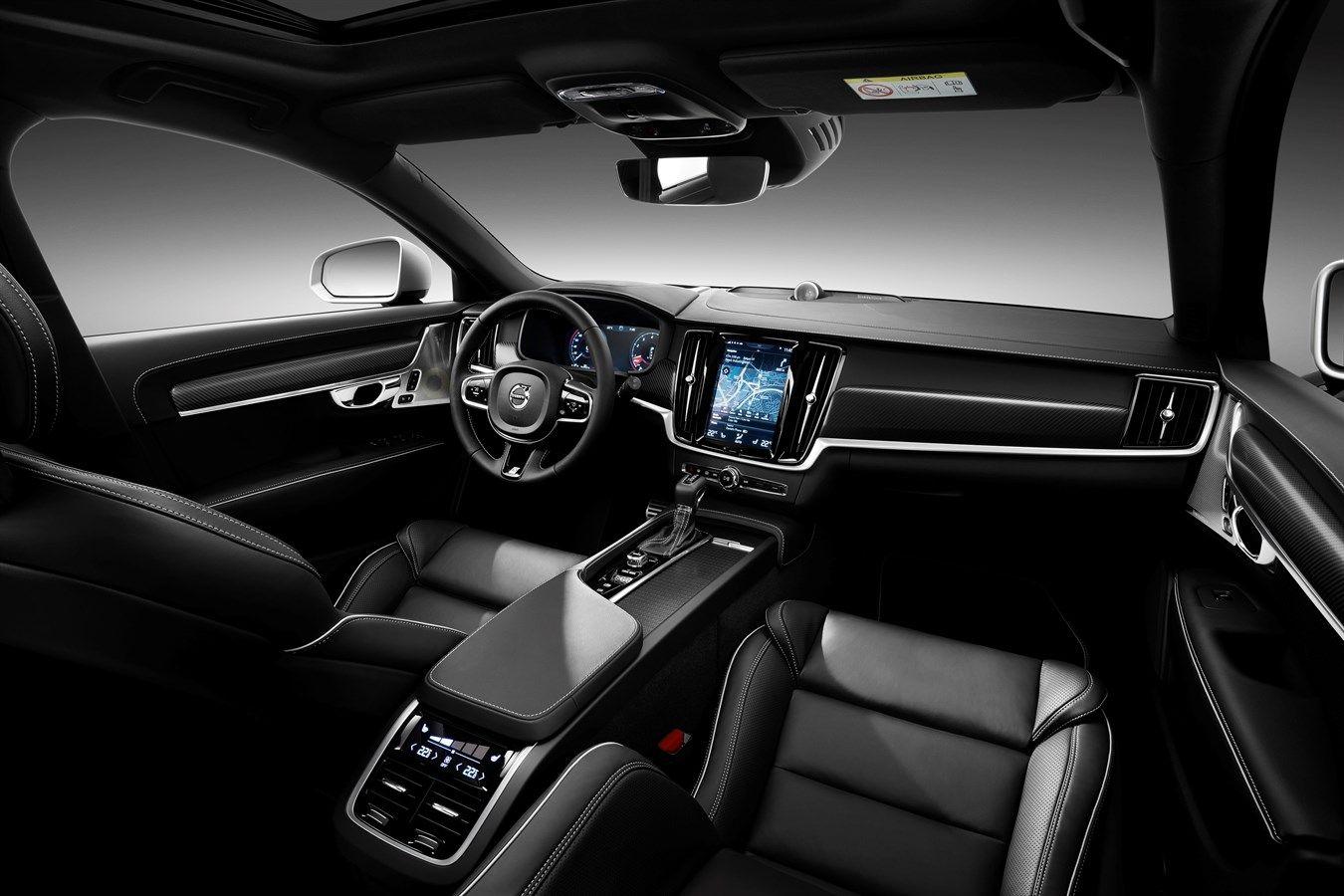 Awesome Volvo V90 R Design Interior And View Di 2020