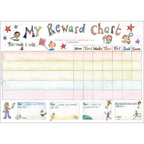 reward chart Reward charts Pinterest Regali di natale, Figli - free reward chart templates