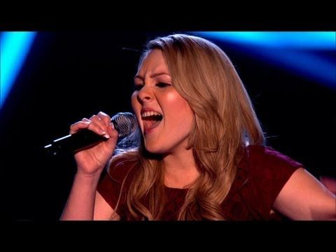 The Voice UK 2013 | Elise Evans sings 'Something's Got A Hold On Me' - B...