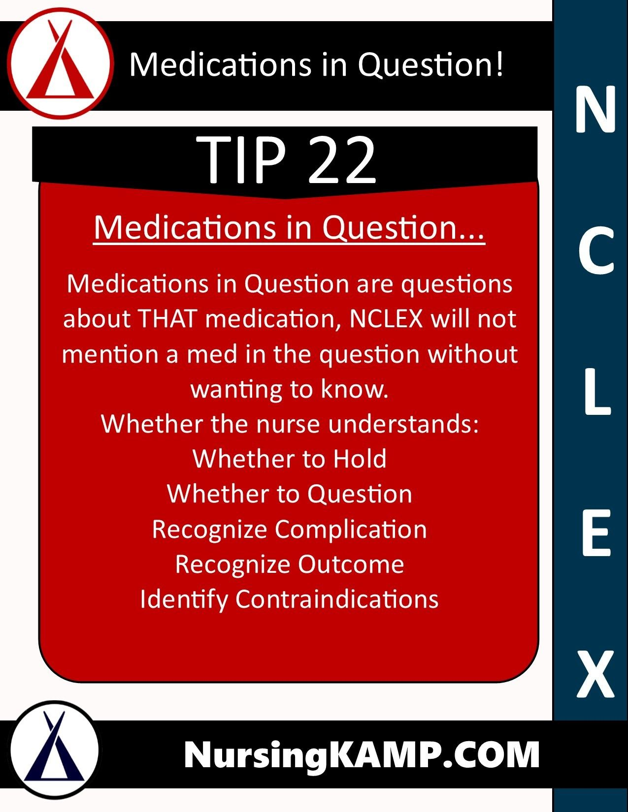NCLEX Tip 13 VAGUE Often, Seldome, Some, Many Most, Few! In Questions you  should follow up with, or evaluate these TERMS since it needs furt…