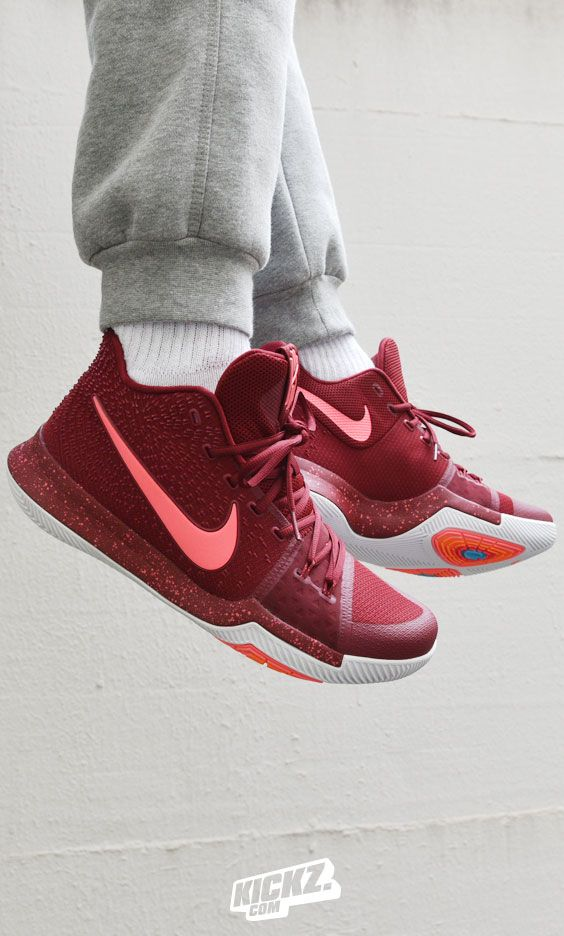 b3b15211dbbb The Kyrie 3  Red Hot Punch  drops this Saturday and is as hot as Kyrie s  Game this Season!