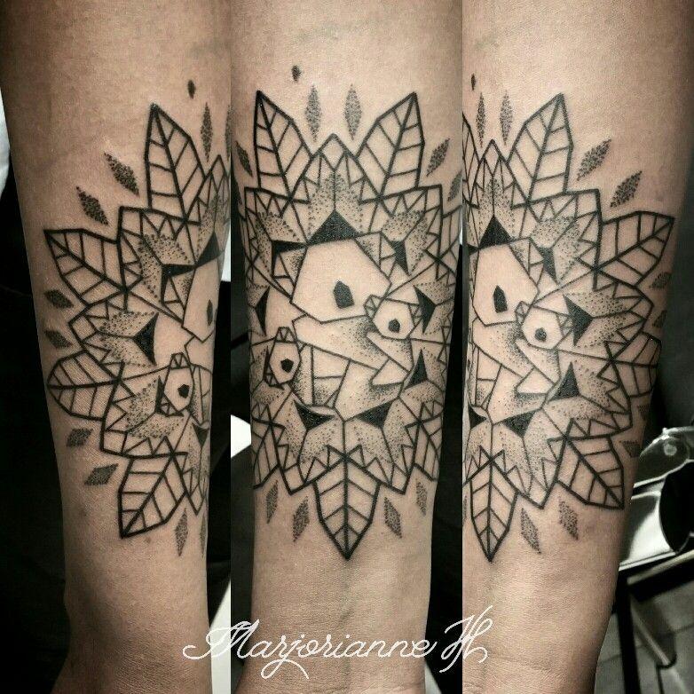 Koala Mandala By Marjorianne Marjorianne Tattoos Mandala Tattoo