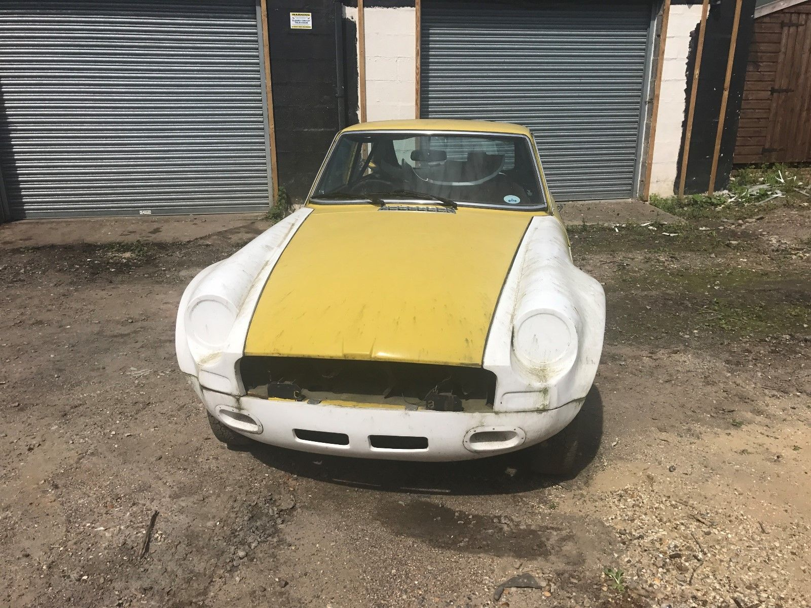 MGB GT Unfinished Project | Vehicle and Cars