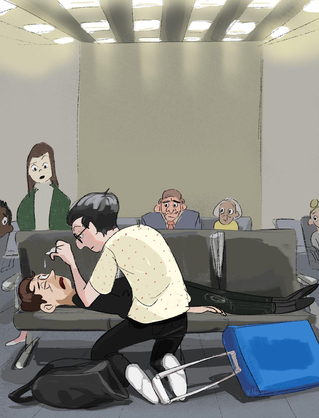"phankatsu: "" the airport deodorant fiasco """