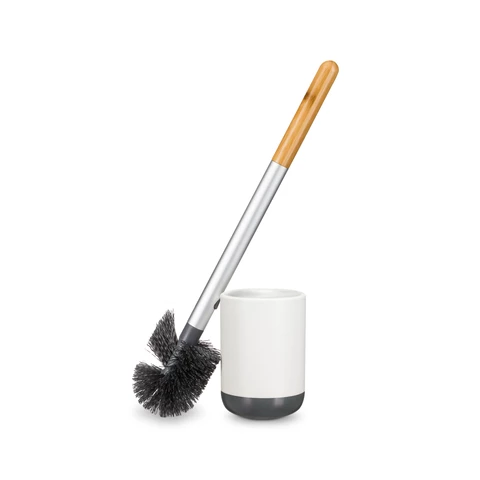 Clean Tagged Bathroom Full Circle Home Cleaning Toilet Brush Bamboo Care