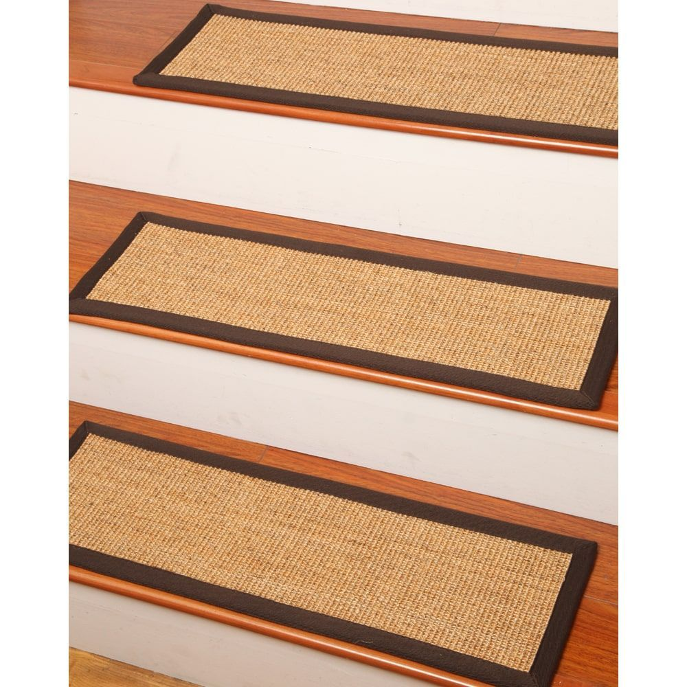 Best Area Rugs Montreal Sisal Carpet Stair Treads Natural 400 x 300