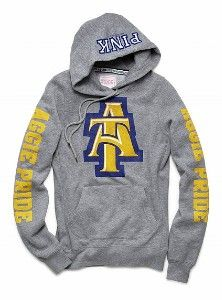 56fce2bc I'd totally rock this Victoria's Secret Aggie Hoodie! Aggie Pride! (Happy  Alum)
