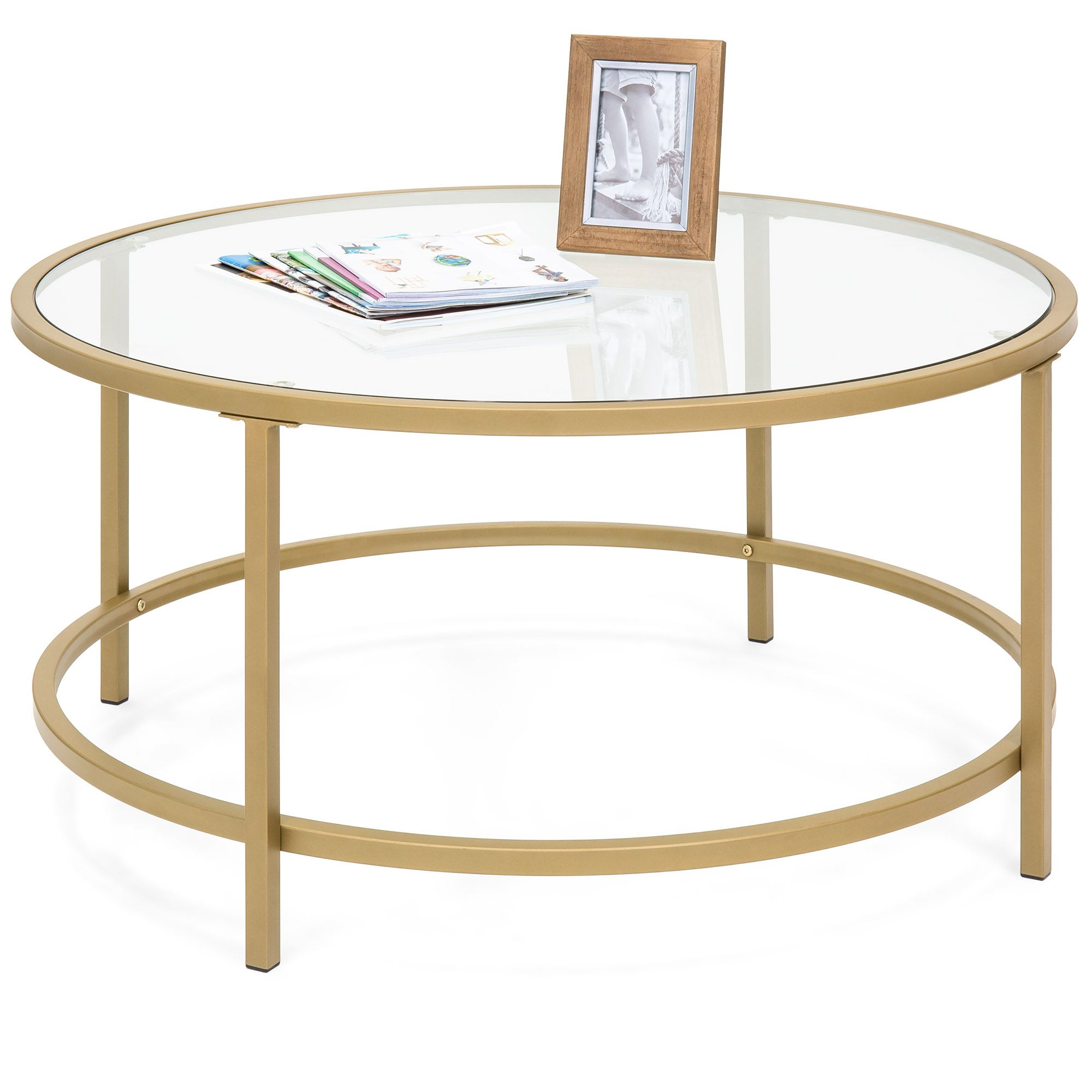 Home In 2020 Round Glass Coffee Table Round Coffee Table Stylish Coffee Table #round #glass #table #for #living #room
