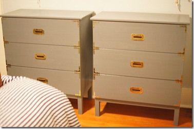 Diy Campaign Dressers Campaign Dresser Dresser Design Dresser