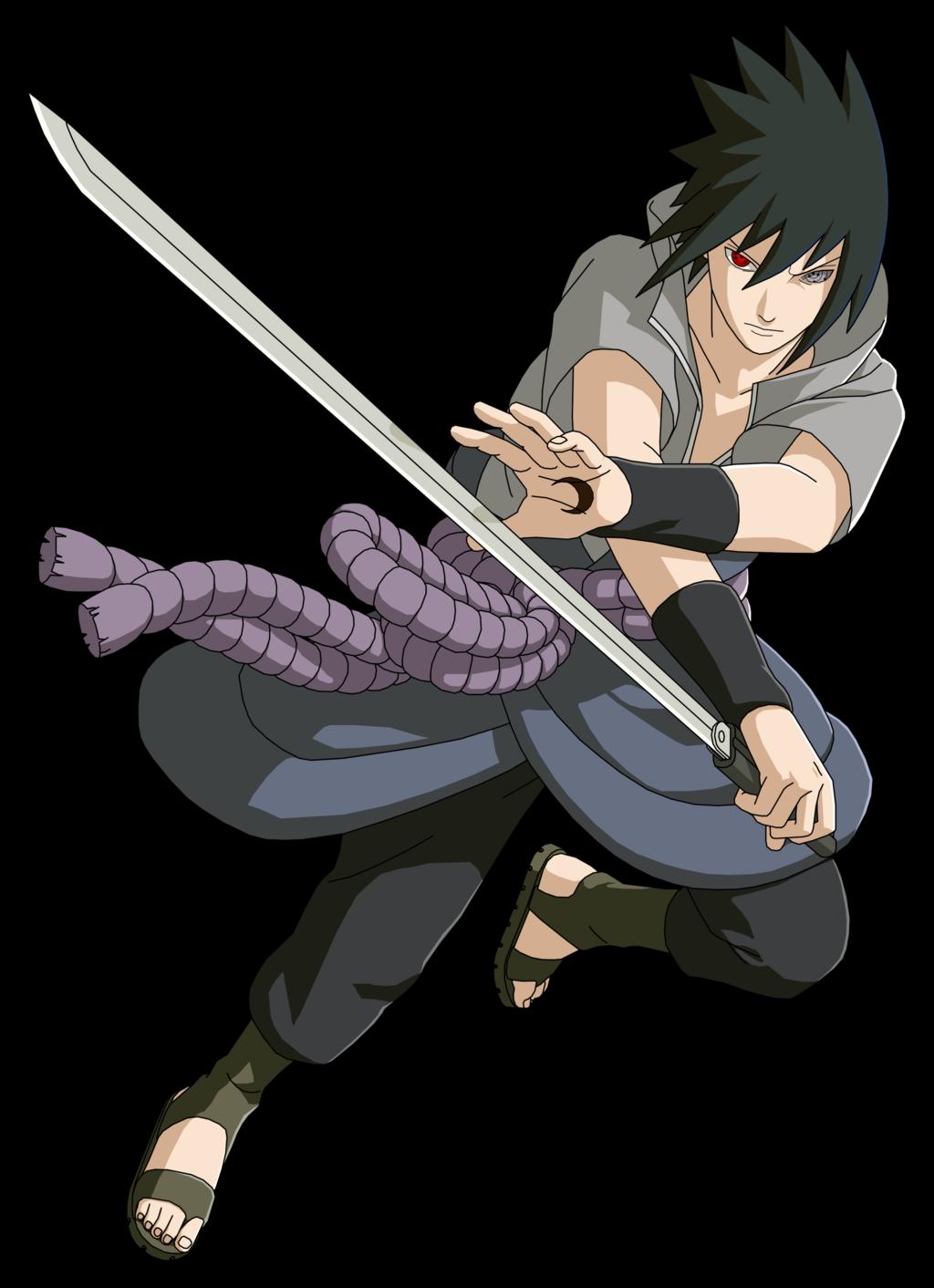 Sasuke Rinne Sharingan By MasonENGINE
