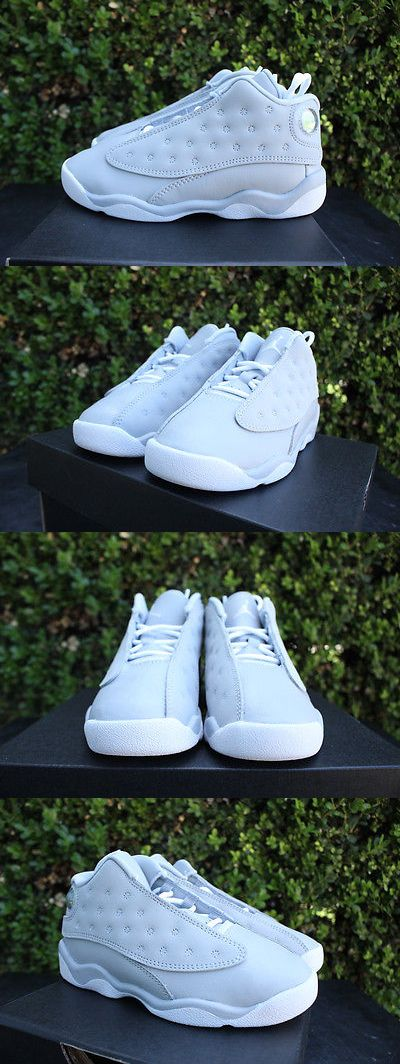4e5a9a2a3076 Baby Shoes 147285  Nike Air Jordan 13 Retro Xiii Td Sz 8 C Toddler Wolf  Grey Deadly Pink 684802 018 -  BUY IT NOW ONLY   59.99 on eBay!
