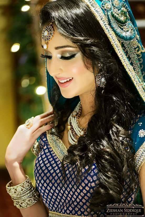 040b27c3fc A beautiful #Indian #bride. ❤️Simply Aline ❤ | Indian weddings ...