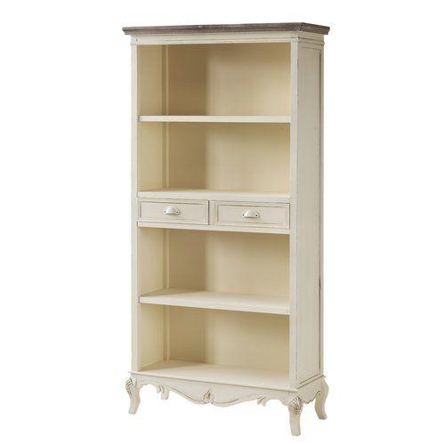 Lily Manor Circee Bookcase In 2020 Bookcase Wooden Bookcase Cube Bookcase