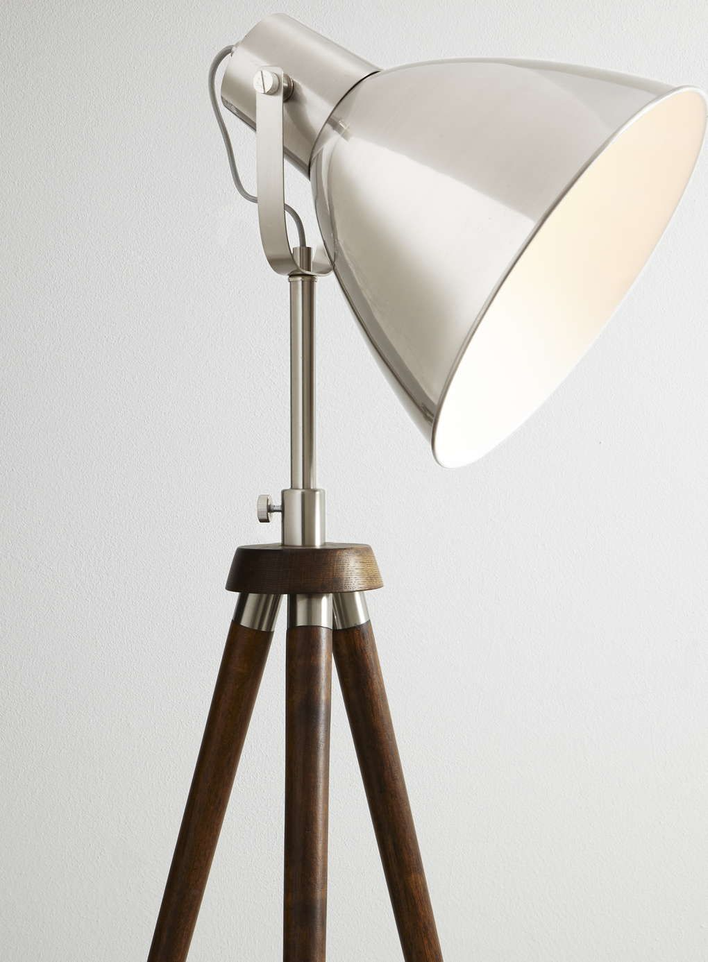 Wood sidra camera floor lamp bhs industrial wood lamp satation wood sidra camera floor lamp bhs mozeypictures Image collections