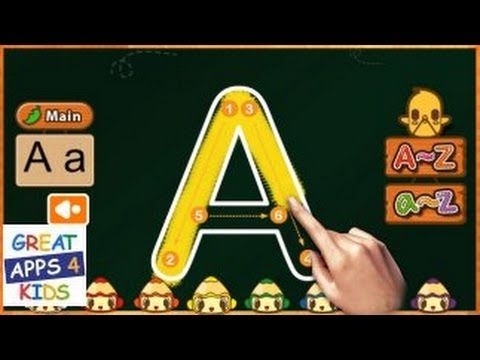 ABC 123 Reading Writing Practice Writing App for Kids