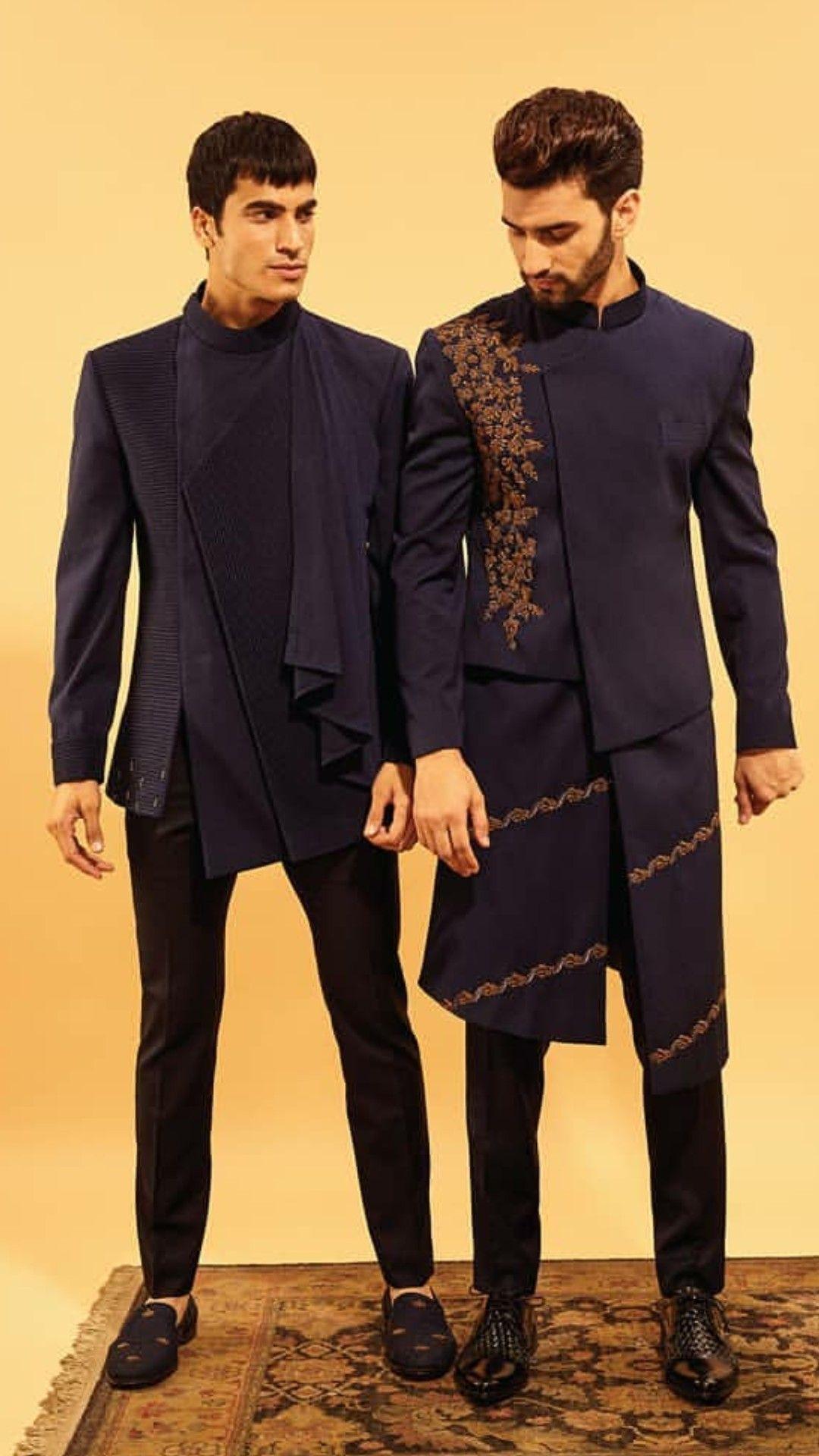 Latest Trends In Men S Ethnic Wear Www Macj Com Br