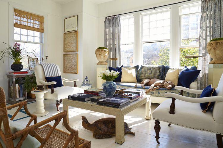 Designer To Watch William Mcclure Family Room Design Interior