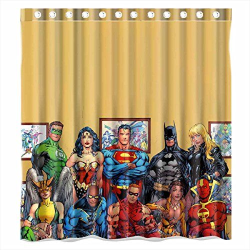 Awesome Batman Shower Curtain Designs Best Sellers Fabric