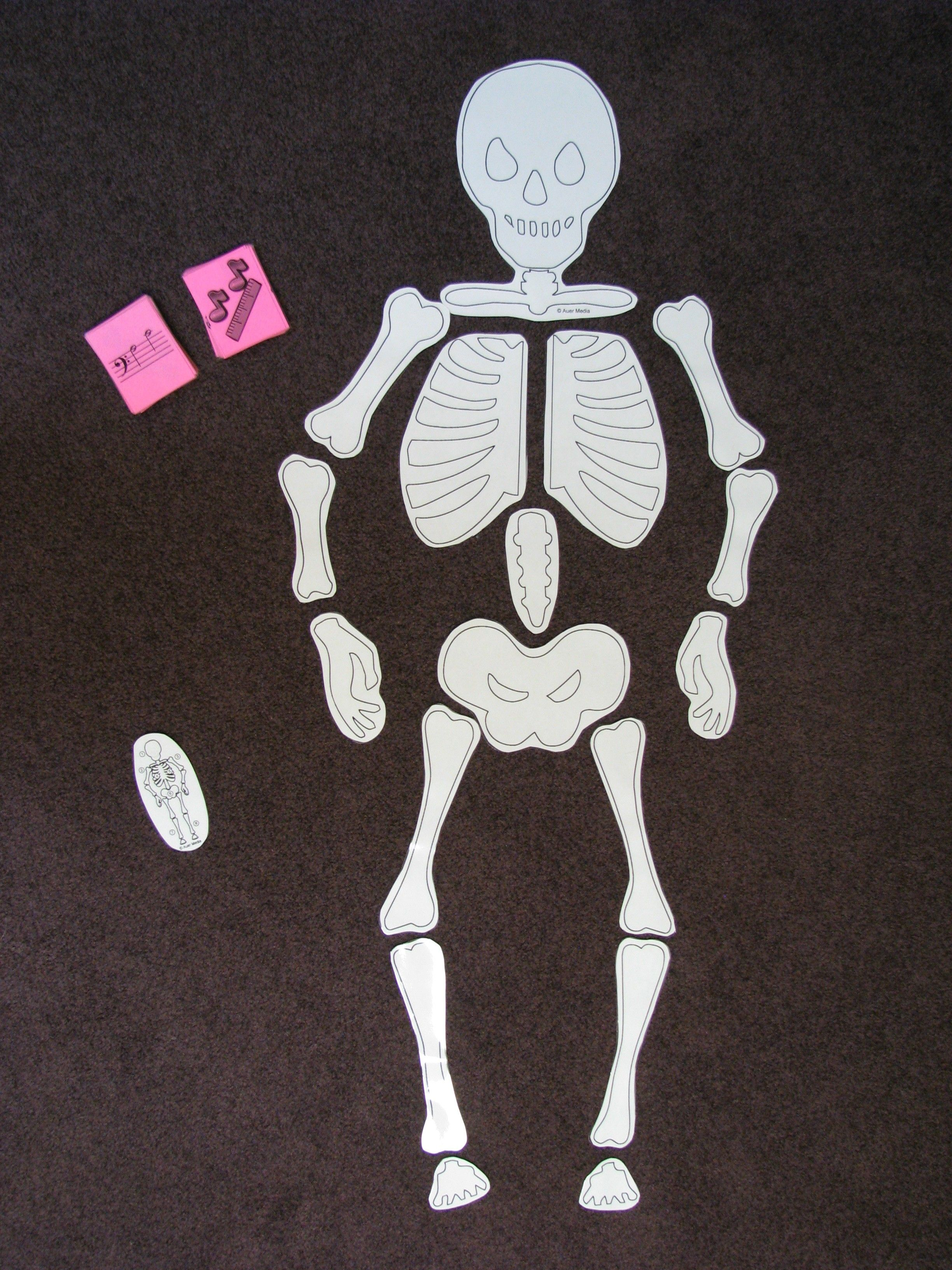Build A Skeleton Game To Review Theory Concepts Perhaps Adapt To Build A Turkey Reviewing Note