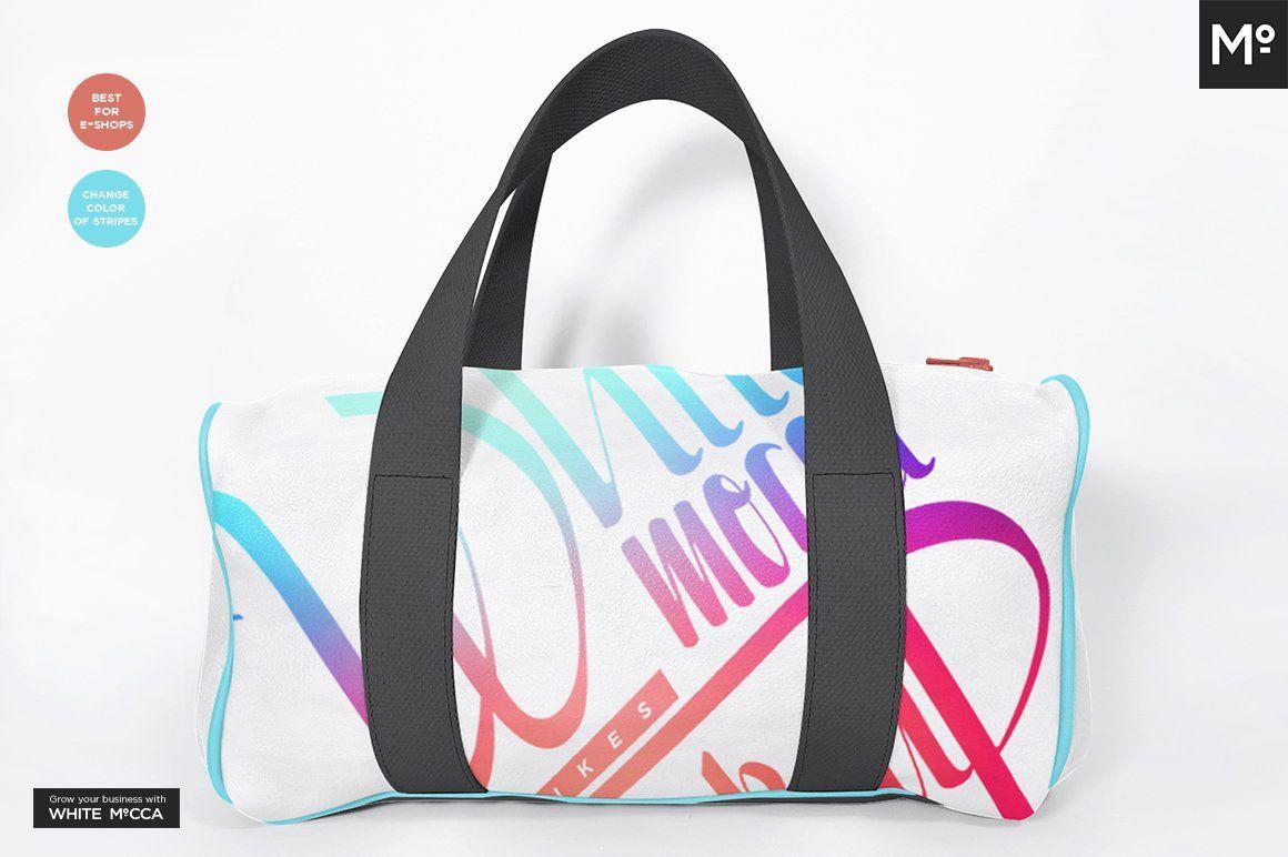 Download Gym Bag Mock Up Gym Bag Bags Bag Mockup