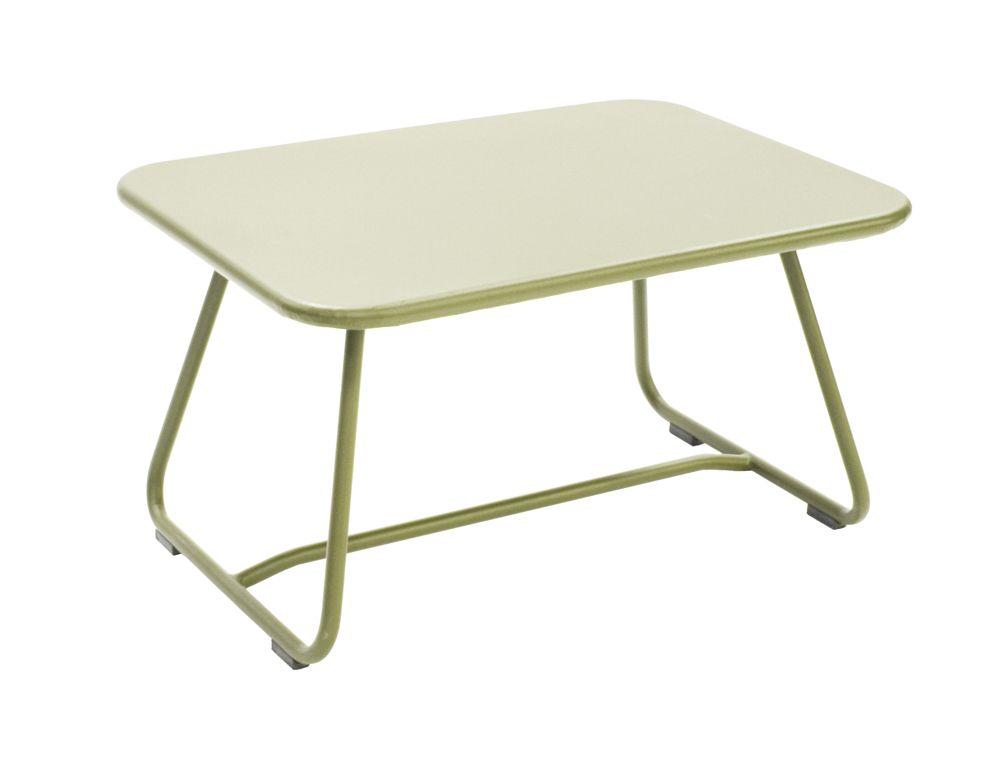 Table Sixties Table Basse Pour Salon De Jardin Mobilier De