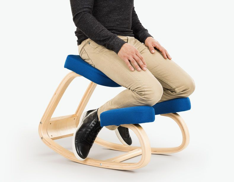 Ergonomic kneeling chair by uplift desk in 2020 kneeling