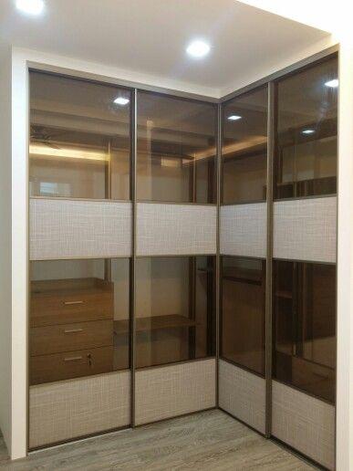 L Shape Wardrobe Wardrobe Design Bedroom Closet Decor Small Dressing Rooms