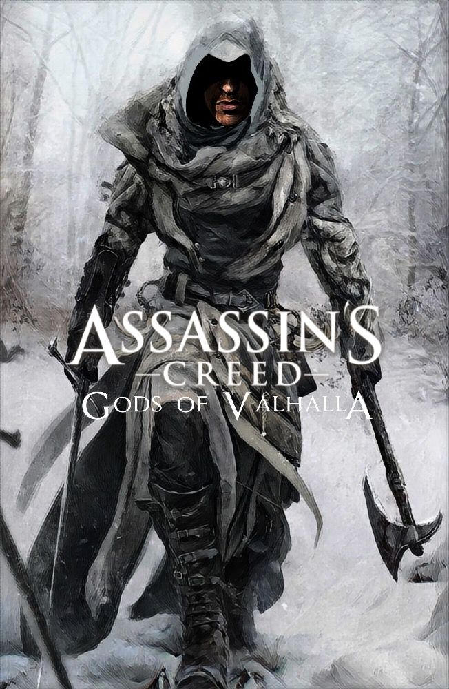 Assassin S Creed Gods Of Valhalla My Edit Jeux Video Arts