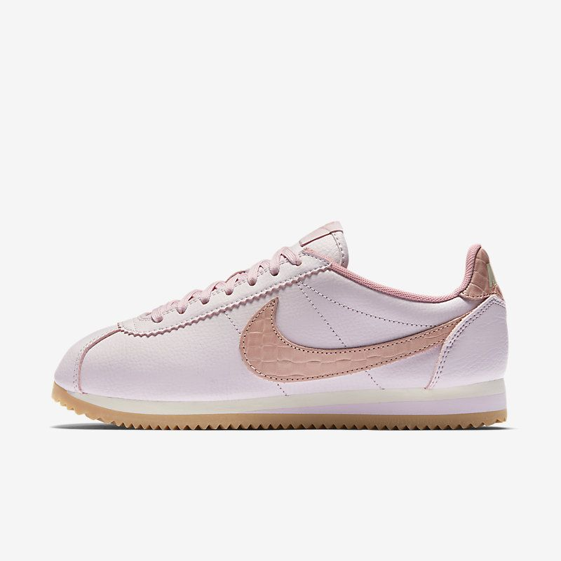 Classic Cortez Leather Lux in 2020 | Nike cortez leather