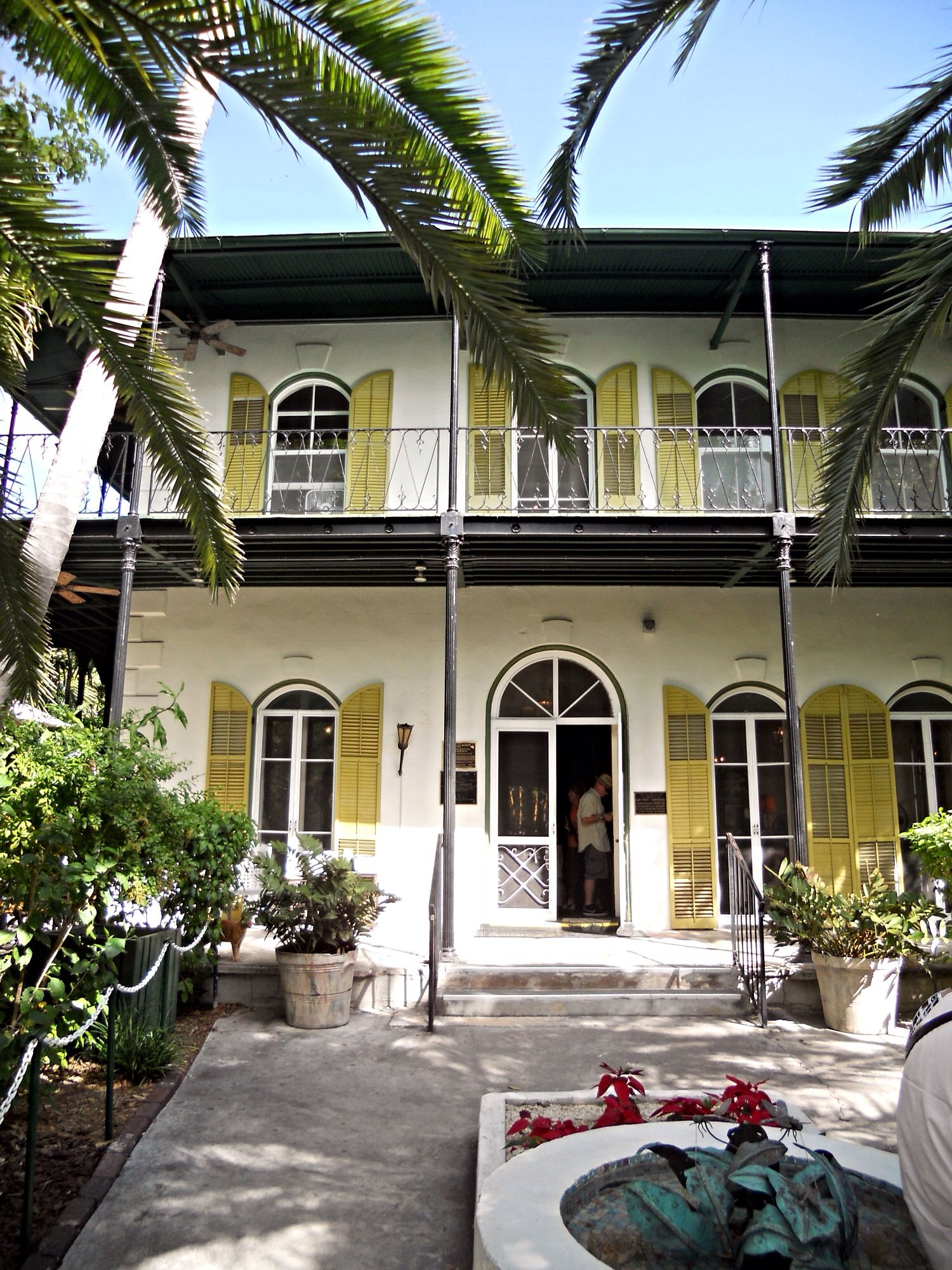 The Hemingway House, Key West (With images) Historic