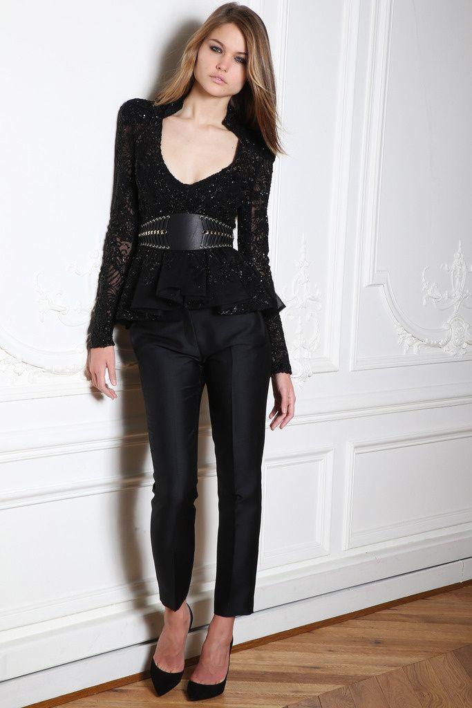 Zuhair murad colecci n pr t porter oto o invierno 2014 15 par s fashion week zuhair murad - Diva noche reviews ...