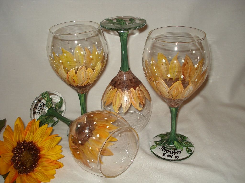 Wine Glass Design Ideas 10 awesome craft and decoration ideas using wine glasses 17 Best Images About Glass Painting On Pinterest Pewter Painted Wine Glasses And Glasses Wine