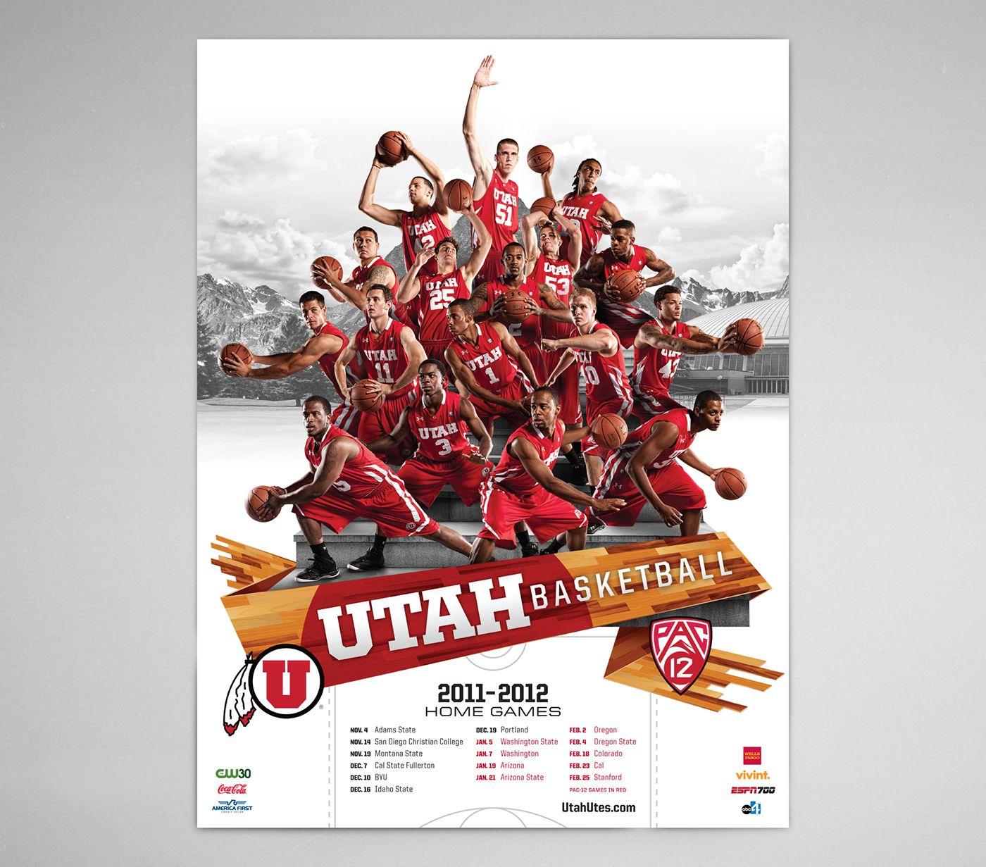 university of utah basketball schedule
