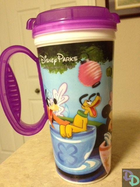 Non Refillable Mugs Souvenir Available At All Four Walt Disney World Parks Disney World Parks Disney World Disney World Guide