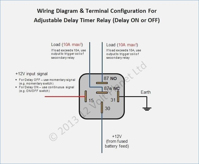 24v Relay Wiring Diagram Electronic Schematics collections