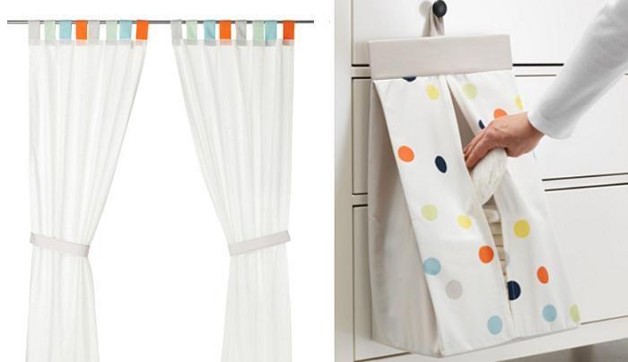 abrazaderas para cortinas ikea