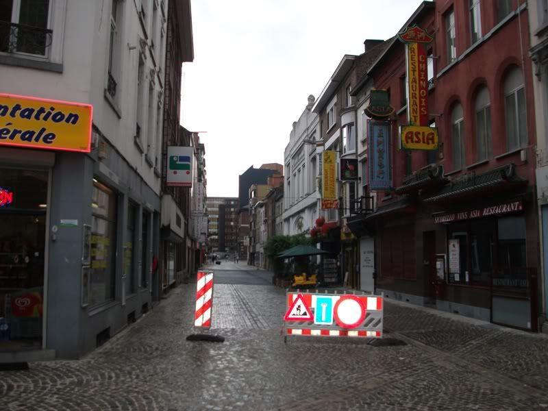 BE. Šarlerua / Charleroi - Miestai ir architektūra
