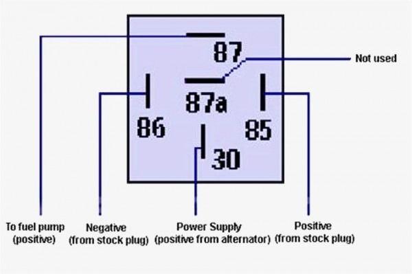 5 Pin Wiring Diagram Electrical Diagram Electrical Circuit Diagram Trailer Wiring Diagram