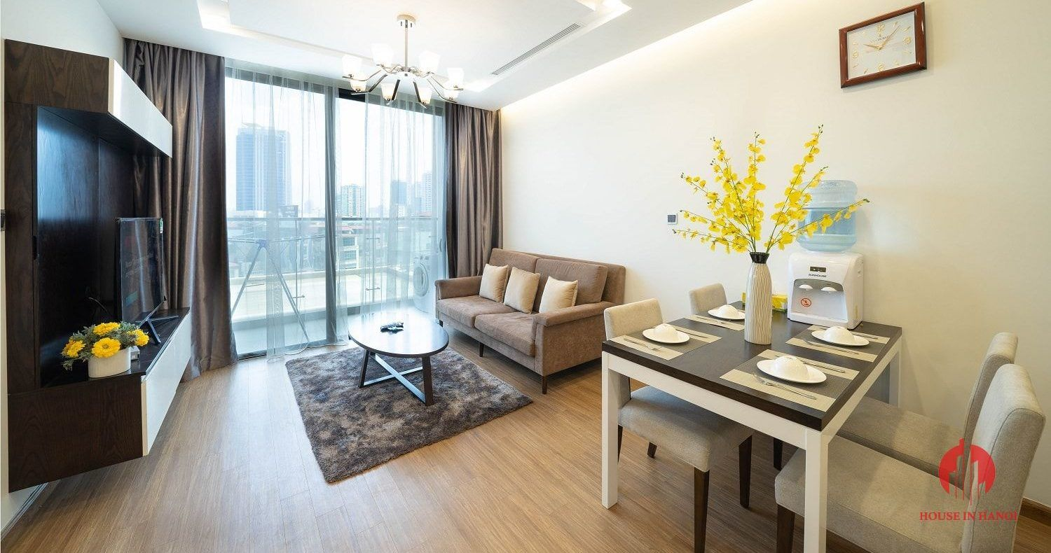 Appealing 2br Apartment For Rent On Kim Ma Street Ba Dinh Dist