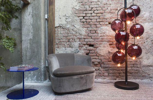 households Meltdown floor lamp from Cappellini