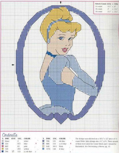 Gallery.ru / Фото #2 - Cinderella / Cendrillon - krysty