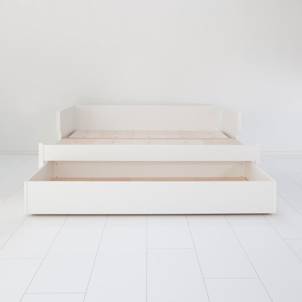 AVA Sofa Bed, storage under the bed or an extra bed. Great for small spaces