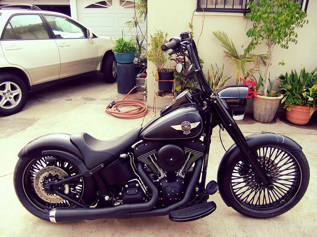 Custom Fatboy Lo Motorcycles Pinterest