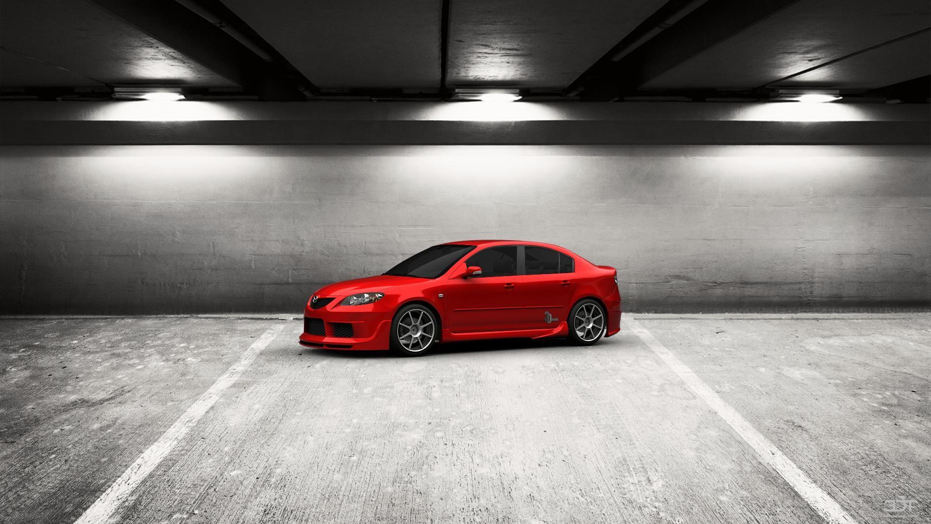 Checkout my tuning #Mazda 3 2004 at 3DTuning #3dtuning #tuning