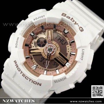 Casio Baby-G Analog Digital 100M Ladies Sport Watch BA-110-7A1 ... 57e0e49ca