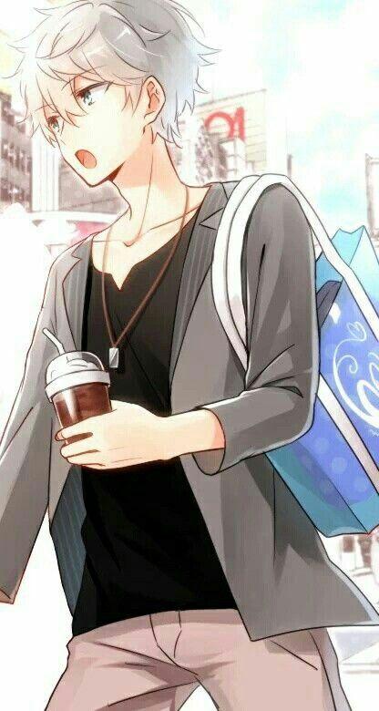 handsome anime