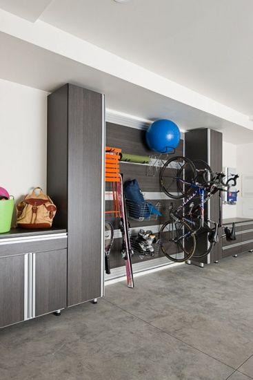 Garage Storage Off The Floor California Closets